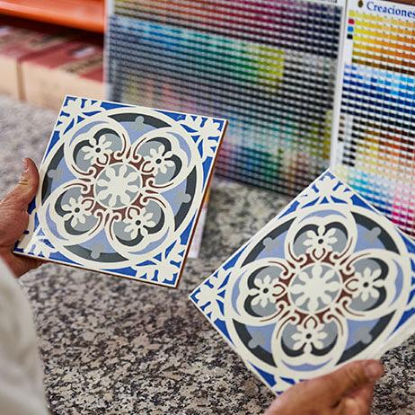 copiar azulejos